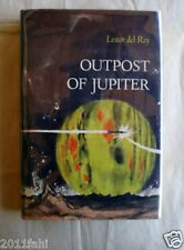 Outpost Of Jupiter, Lester del Ray, 1st edition Review copy, limited to 2 copies