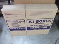 PACKING,REMOVAL,STORAGE  BOXES PERTH -  10  NEW MEDIUM  BOXES FOR PERTH WA ONLY
