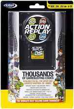 Action Replay for Nintendo 3DS, DSI, DS Lite and DS - NEW MODEL