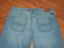WOMENS LUCKY BRAND EASY RIDER BOOT CUT STRETCH JEANS SIZE 32 / 14R