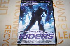 """DVD - FILM - POLICIER - [ """"RIDERS"""" ] - EN FRANCAIS"""