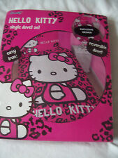 Hello Kitty Filles Literie Housse de Couette Lit Simple Réversible * * de George home