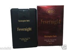 Christopher Dark Fevernight Eau De Toilette Natural Spray for Men 20ml