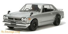 Tamiya 1/24 Nissan Skyline 2000 GT-R - Street Custom Model Kit # 24335