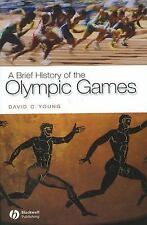 Wiley Brief Histories of the Ancient World: A Brief History of the Olympic...