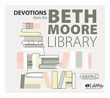Devotions from the Beth Moore Library Audio CD, Volume 2 2013 by Moor 1430029870