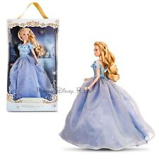 "Disney Store Cinderella Live Action 17"" Limited Edition Collector Doll LE 1/4000"