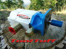 16GPM Hydraulic Log Splitter Pump, 2 Stage Hi Lo Gear Pump, Logsplitter, NEW