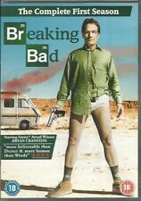 Breaking Bad Season 1 DVD FREE SHIPPING