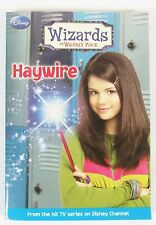 Disney Wizards of Waverly Place: Haywire by Beth Beechwood (2008, Paperback)