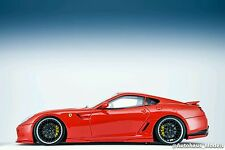 1 18 APM MODEL HAMANN FERRARI 599 GTB Fiorano Gloss Red limited 20