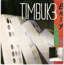 """559  7"""" Single: Timbuk 3 - Easy / I Love In The Strangest Way"""