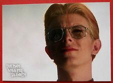 David Bowie-el hombre que cayó a la Tierra-Promo #P1 - tarjetas imparable 2013