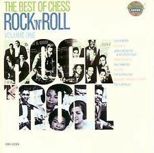 The Best of Chess Rock & Roll, Vol. 1 by Various Artists (CD, Oct-1990, Chess (U
