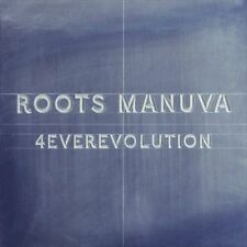 Roots Manuva - 4everevolution - Roots Manuva CD