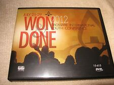Gabriel Swaggart ~ 2012 CROSSFIRE INTERNATIONAL YOUTH CONFERENCE ~ 9 DVD Set