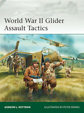 Osprey Elite 200: World War II Glider Assault Tactics / NEU