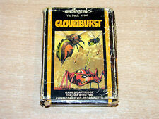 Commodore Vic 20 - Cloudburst by Audiogenic - Cartridge Game