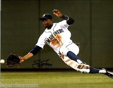 James Jones Seattle Mariners Signed 8x10 Photo comes with LOM COA jj9 st15