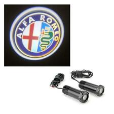 Alfa Romeo MiTo - 5w Cree LED Car Door Logo Welcome Projector Lights Universal
