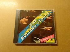 CD / THE ROLLING STONES VOLUME 3 (MERCY, HITCH HIKE, GET OFF MY CLOUD, STONED)