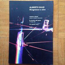 Alberto Biasi - Ricognizioni e oltre