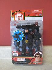 "Disney Wreck It Ralph Hero's Duty Figure New Sealed Fit It Felix Jr 6"" Poseable"