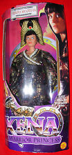 "Warlord Xena Armageddon Warrior Princess 12"" collector series doll Toy biz 1999"