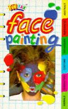Fun Fax: Face Painting Guide PB Book **NEW**
