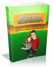 Revive Your Relationships Ebook - Love Mate - PDF + Full Resale Rights + Bonus