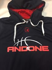 Men's  And 1  Sweatshirt Hoodie   AND ONE Size XL Basketball