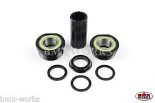 Defiant Euro Bottom Bracket Set for 19mm Crank Spindle BMX