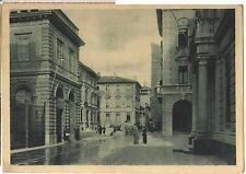 1949 CARTOLINA DI PAVIA VIA MENTANA E PIAZZA DELLA POSTA  6-137