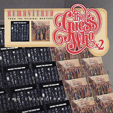 Rockin/Flavours [Remaster] by The Guess Who (CD, Apr-2004, RCA)