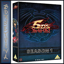 YU GI OH 5DS - COMPLETE SEASON 1  *BRAND NEW DVD**