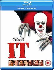 Stephen King's It (Blu-Ray) BRAND NEW AND SEALED UK BLU-RAY