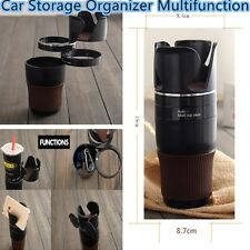 5 in 1 Multifunction Storage Organizer Tool For Car Cup&Phone &Pen &Bottle Kit
