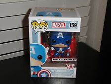 FUNKO POP! MARVEL CAPTAIN AMERICA WITH PHOTON SHIELD - KOHL'S EXCLUSIVE