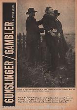 Hashknife Cowboys Capture Gunslinger/Gamblers-Family,Cresswell,Giles,Pemberton,