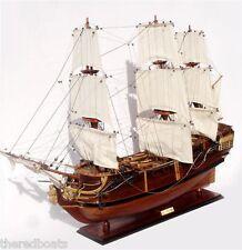 "HMS Pandora Tall Ship 36"" -  Handmade Wooden  Model Ship NEW"