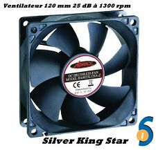 VENTILATEUR PC ADVANCE 120mm V-A120 SILENCIEUX GAMING COOLING FAN 120 mm