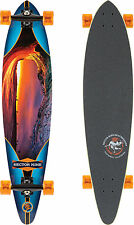 "SECTOR 9 Longboard LEDGER Carving Commuter Skateboard 9.25"" x 40"""