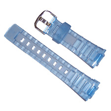 Genuine Replacement Band for BABY G BG3000-2C BG3000 BLUE NEW