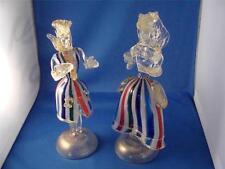 """Vintage Vetreria Artistica MURANO Glass VENETIAN COUPLE LTD. 50/500 """"La Fenice"""""""