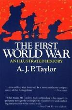 The First World War A.J.P. Taylor