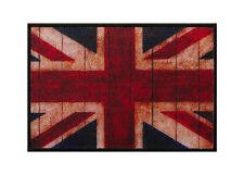 BRITISH FLAG Vintage UK Great Britan Aufnäher Aufbügler Patch Applikation #9032