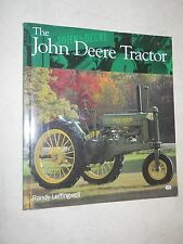 The John Deere Tractor  by Randy Leffingwell ( 2002, Paperback, Illustrated