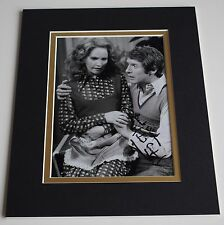 Michael Crawford Signed Autograph 10x8 photo display Some Mothers TV AFTAL & COA