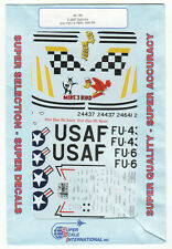 1/48 SuperScale Decals F-86F Sabre S80th FBS Bob's Buggy 39th FIS Mike's Bird