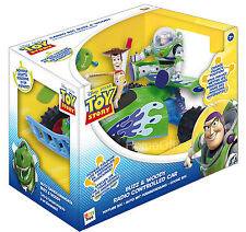 Toy Story Radio Control Car Buzz & Woody  Included R/C Buggy New Remote
